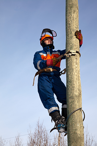 installing-a-private-power-pole